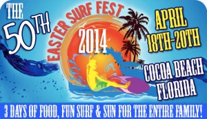 Easter Surf Fest--Looking for volunteers