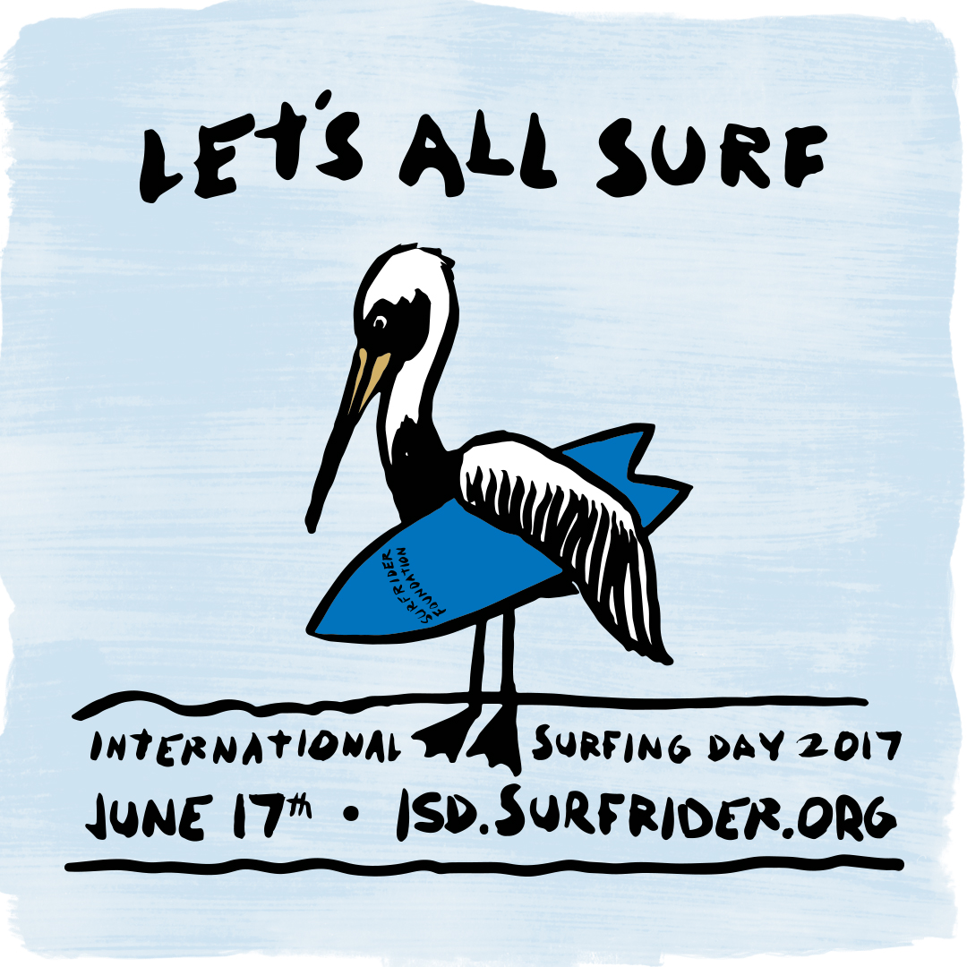 International Surfing Day!